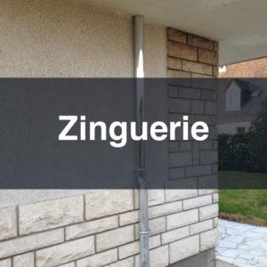 Zinguerie - Gouttière - 37
